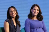 Meghan Markle, Kate Middleton, Harry, William