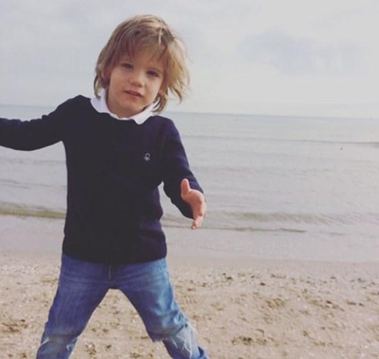 Morre aos 5 anos o filho de Cañizares