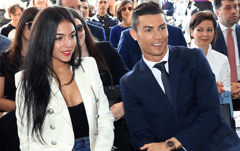acb2bfa522 Cristiano Ronaldo e Georgina deixam fãs loucos em Madrid - Nacional ...