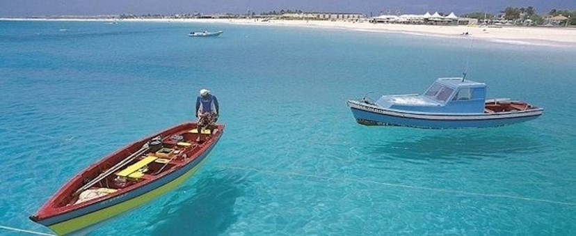 Cabo verde, ilha do sal