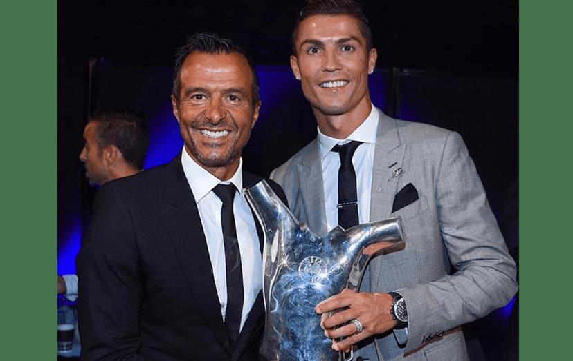 Resultado de imagem para Ronaldo diz que já falou com Jorge Mendes e vai haver novidades