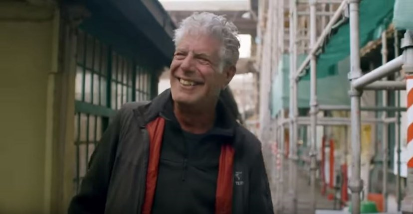 Anthony Bourdain no Porto