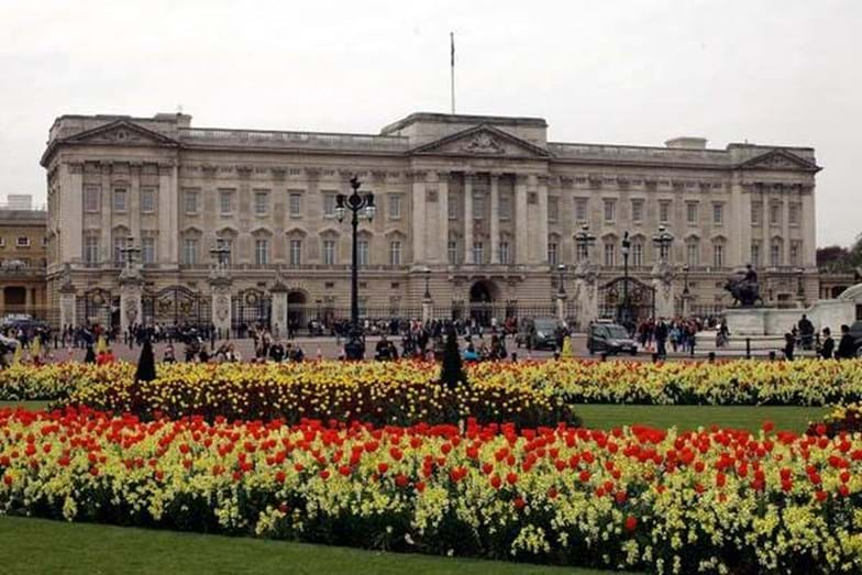 Buckingham Palace, Londres, Inglaterra