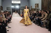 Carolina Herrera, New York Fashion Week