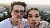 Hana Cross, Brooklyn Beckham
