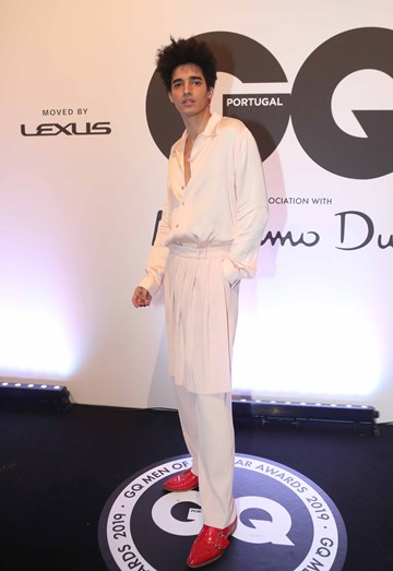 Gala GQ Men of The Year, Estilo, Homens